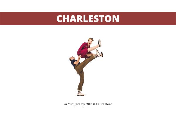 charleston swing and soda garbatella