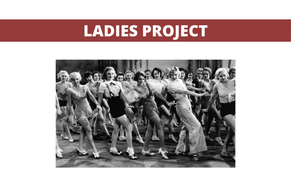 ladies project swing and soda