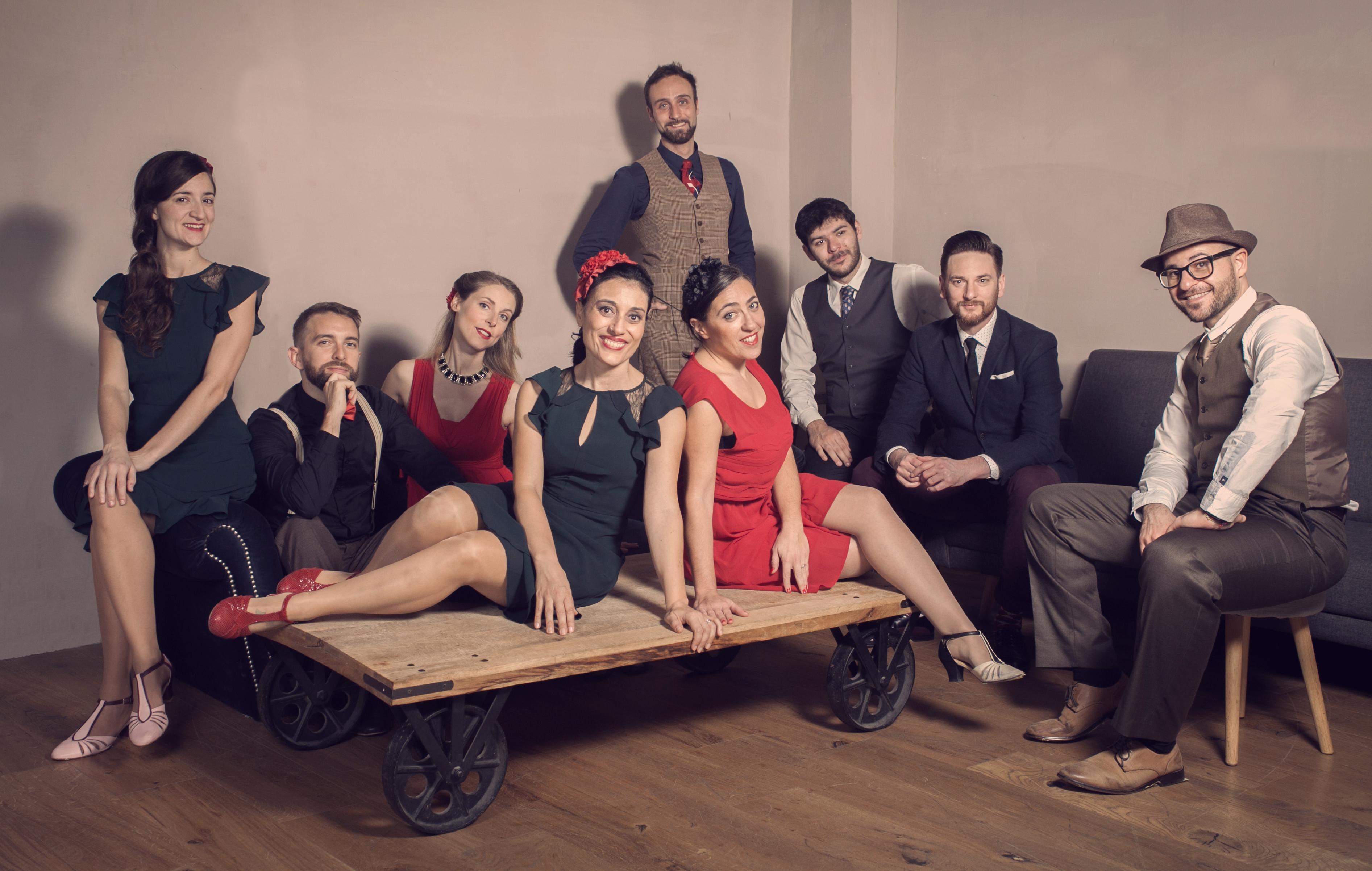 Insegnanti di swing a roma